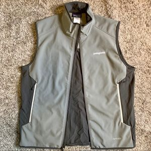 Patagonia Men's Gray Polartec Vest
